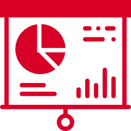 Icon of a dashboard